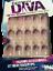Indexbild 2 - (2) KISS BROADWAY GLUE ON NAILS FASHION DIVA PINK, SILVER BLACK DESIGN BGFD01
