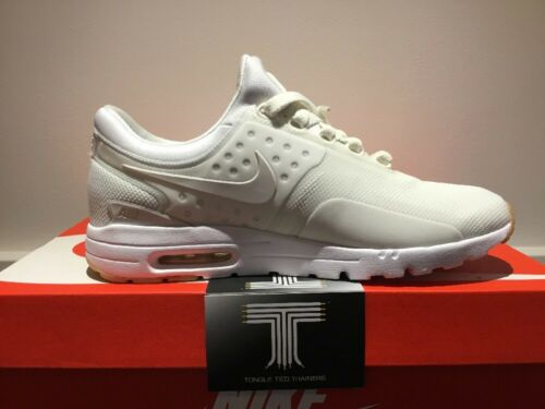 Nike Air Max Zero ~ 857661 105 ~ Uk Size 5.5 ~ Euro 39