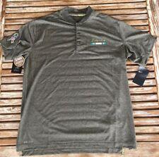 nike dri-fit miami dolphins salute to service nfl Polo shirt NWT size L mens   faa93b806