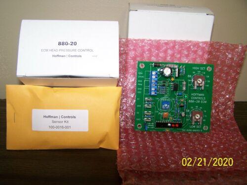 Hoffman Controls 880-20 ECM Head Pressure Control