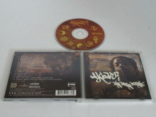 Akbar – Big Bang Boogie / Ill Boogie Records - ILL72036 CD Album