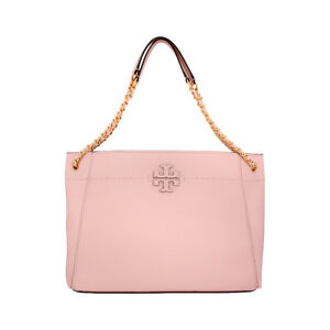 8365cea057e Image is loading Tory-Burch-McGraw-Ladies-Medium-Slouchy-Leather-Tote-