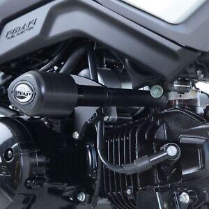 R-amp-G-RACING-Aero-Crash-Protectors-Honda-MSX125-Grom-2017-BLACK