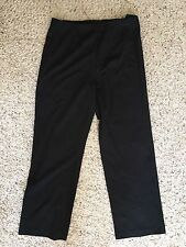 212 Collection, Women's Black Stretch Dress Pants Size 12 Short, Petite