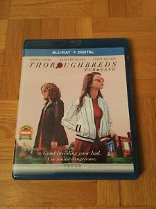 Thoroughbreds-Blu-ray-Bilingual-Good-Condition-Digital-Missing