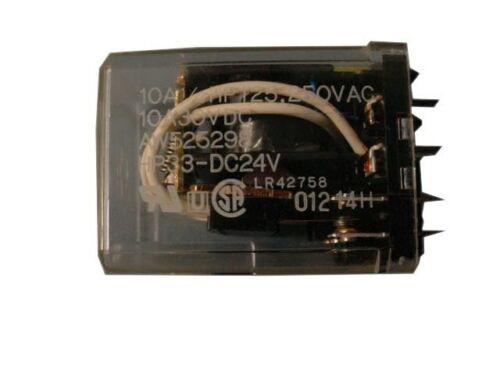 AROMAT HP33-DC24V N 10A 24V 11P 11 NEW