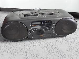 DAEWOO ACD-7310 Radio Kassette CD-Spieler, funktioniert teilweise, Bastler etc. - <span itemprop='availableAtOrFrom'>Polch, Deutschland</span> - DAEWOO ACD-7310 Radio Kassette CD-Spieler, funktioniert teilweise, Bastler etc. - Polch, Deutschland