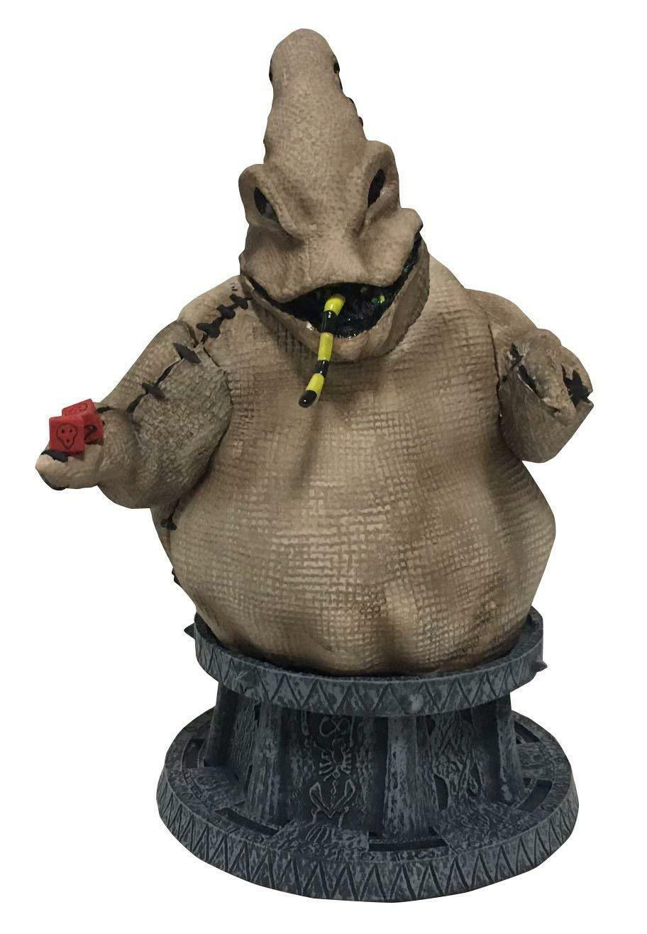 NBX Oogie Boogie Resin Bust by Diamond Select