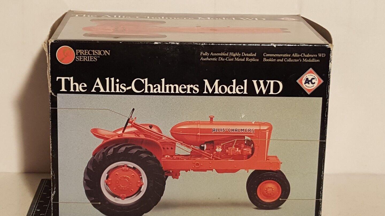 ERTL ALLIS CHALMERS WD  1 16 DIECAST METAL Farm tracteur REPLICA DE COLLECTION  les ventes chaudes