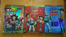 Toy Story Trilogy DVD Bundle Set Toy Story All 3 Movies 1 2 3 New Free Shipping