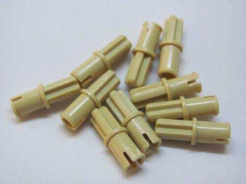 Axle Pin without Ridges x10 - 8446 8457 8479 9754 LEGO 3749 @@ Technic