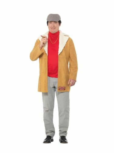 Only Fools /& Horses Mens Costume 80s TV Del Boy Rodney Fancy Dress Stag Outfit