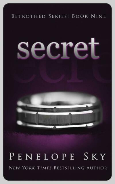 Secret  Betrothed  By Penelope Sky  Paperback  2020