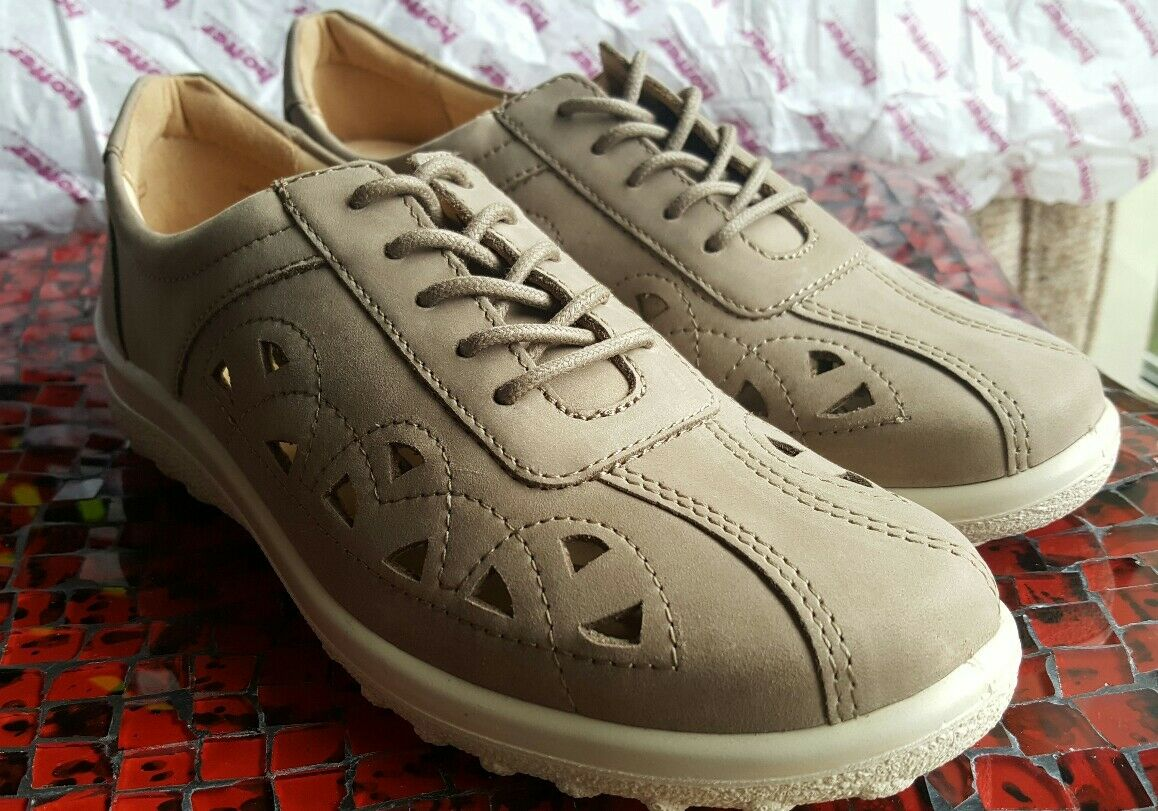 NEW HOTTER LADIES SHOES   TRAINERS DAY TIME SIZE 4 STD