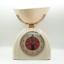 miniature 1 - Vintage Retro Kitchen Salter Scales Retro Plasticware 1950s Cream Red Decor
