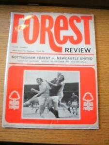 10091974 Nottingham Forest v Newcastle United Football League Cup  No obvio - Birmingham, United Kingdom - Returns accepted within 30 days after the item is delivered, if goods not as described. Buyer assumes responibilty for return proof of postage and costs. Most purchases from business sellers are protected by the Consumer Contr - Birmingham, United Kingdom