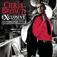 Exclusive [The Forever Edition - Jive] [Digipak] by Chris Brown (R&B/Vocals) CD