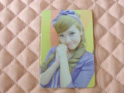(ver. Jessica) SNSD 3rd Mini Album Hoot Photocard Girls' Generation TYPE A
