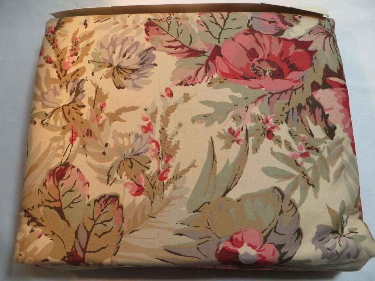 Ralph Lauren Coastal Garden Queen Bedskirt  New 1sq