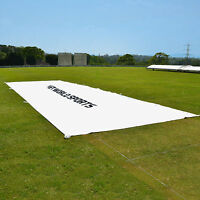 Cricket Flat Sheet Pitch Covers [250gsm] - [Net World Sports]