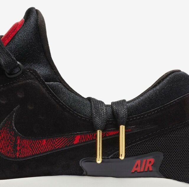 Nike Air Max Zero N7 QS Metallic Gold Black Red Gum Bred 1