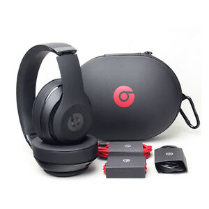 f75412a805b Beats by Dr. Dre Studio 2.0 WIRED Headphones - Matte Black Without ...