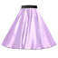 Girls-SATIN-Rock-n-Roll-Skirt-UK-1950s-Costume-Grease-Fancy-dress-ROCKABILLY thumbnail 8