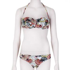 Emilio-Pucci-Seashell-Patterned-Bikini-Swimwear