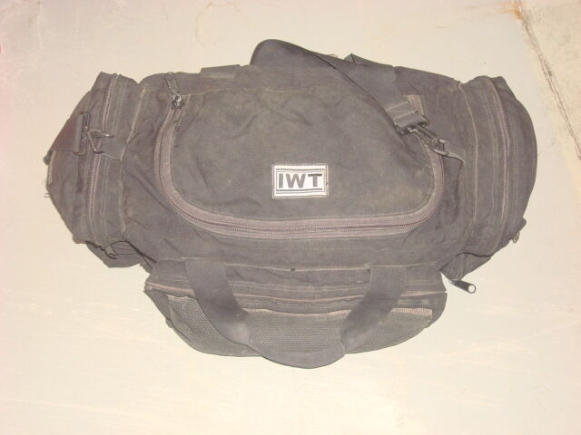 BDS Tactical Gear Bag   Large   Military Surplus   IWT