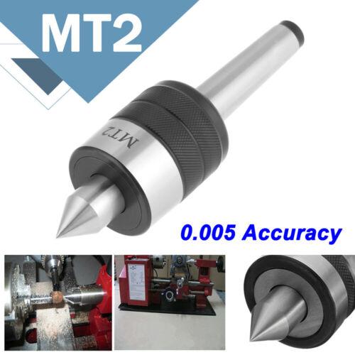 MT2 Precision Live Milling Centre Taper Bearing Design Lathe Turning Revolving S