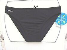 Speedo Mens Tartan 5cm Sides Swimming Trunks UK Size 34