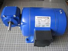 DC Getriebe Motor Groschopp KG94-60 180V 0,1kW 457U