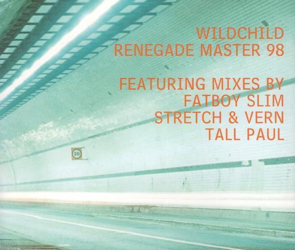 Wildchild - Renegade Master '98 (5 trk CD)
