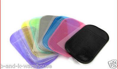 Anti Slip Grip Car Dash Non Dashboard Pad Phone Coins Sticky Holder Smart Mat