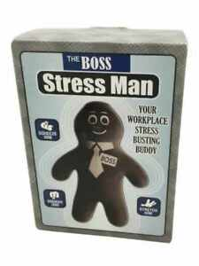 Image Is Loading Stress Boss Reliever Funny Office Joke Novelty Birthday