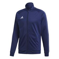 c52fef87d Adidas Core 18 Boys Jackets Junior Training Kids Football Track Jumper  Zipped