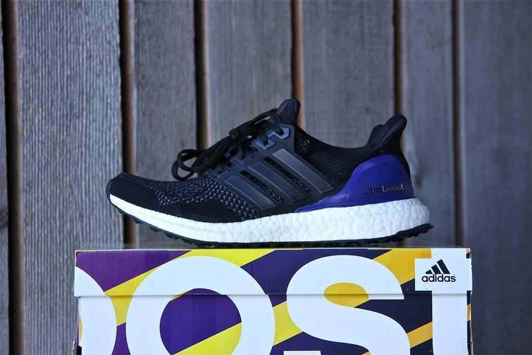 Adidas ultra impulso 1,0 1,0 1,0 og nero   viola uk7   us7.5 nuova g28319 ultraboost2018 | Bel Colore  722c6c