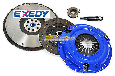 FX STAGE 1 CLUTCH KIT& EXEDY FLYWHEEL for SUBARU IMPREZA FORESTER LEGACY 2.5 N/T