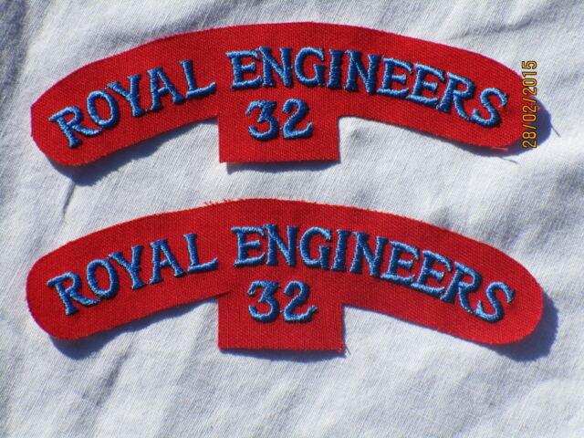 32 Engineer Regiment, Royal Engineers,Paar