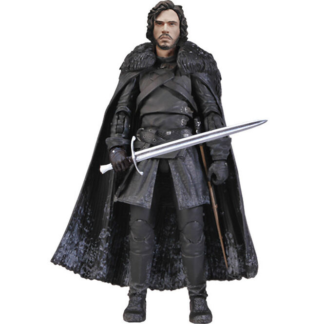 FUNKO LEGACY Game of Thrones Jon Snow 6