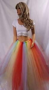 272599eb0 Adult Rainbow Baby Tutu, Plus Size Tutu, Maternity Tutu, Teen Tutu ...