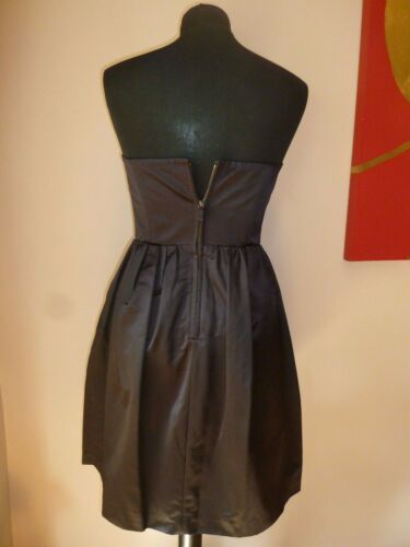 uk8 Miu Taille Dress xs bnwt Silk It40 qCwSwaUAx