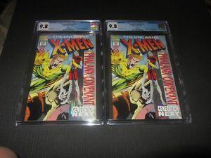 Uncanny-X-Men-317-CGC-9-8-1st-Blink-Foil-Variant-Marvel-1994-The-Gifted