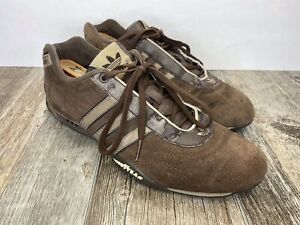Adidas Tuscany Adi-Racer Goodyear Shoes Men Size 9 M Brown ...