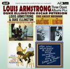 3 Classic Albums Plus von Ellington,Peterson,Armstrong (2014)