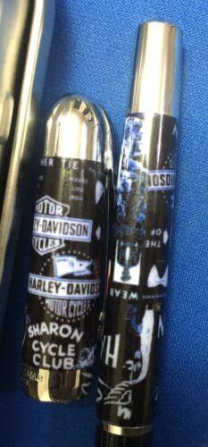 Harley Davidson Fountain Pen By Waterman France Medium Point /'Sharon Cycle Club/'