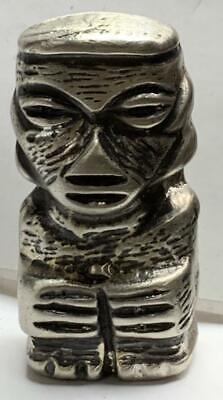 "Speak No Evil Totem/"" .999 FS Hand Poured .75 ozt MK BarZ /""Hear No Evil"