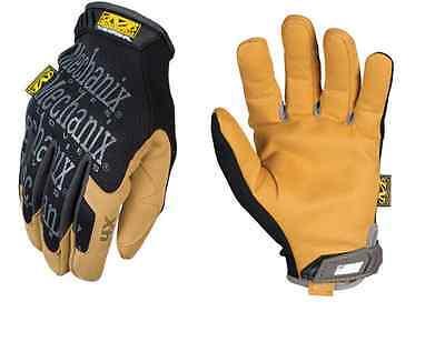 NEW!! Mechanix CG4X Original Leather Gloves #MG4X-75