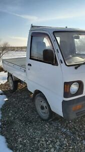 1992 Mitsubishi mini truck