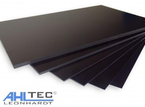 G10 FR4 schwarz Glasfaser Größe wählbar GFK Platte Dicke 3,5 mm